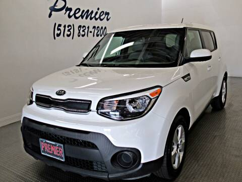 2019 Kia Soul for sale at Premier Automotive Group in Milford OH