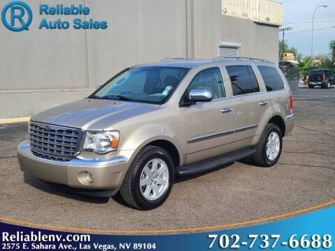 2008 Chrysler Aspen for sale at Reliable Auto Sales in Las Vegas NV