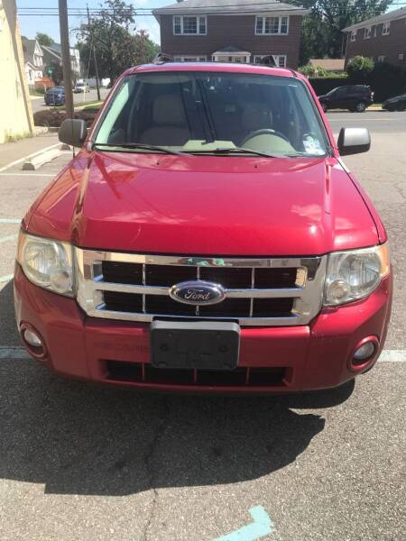2008 Ford Escape for sale at Jardims' Automotive in Roselle NJ