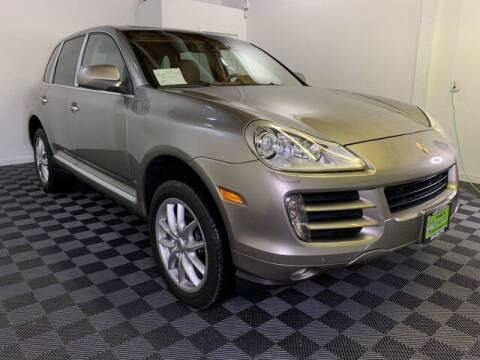 2008 Porsche Cayenne for sale at Sunset Auto Wholesale in Tacoma WA