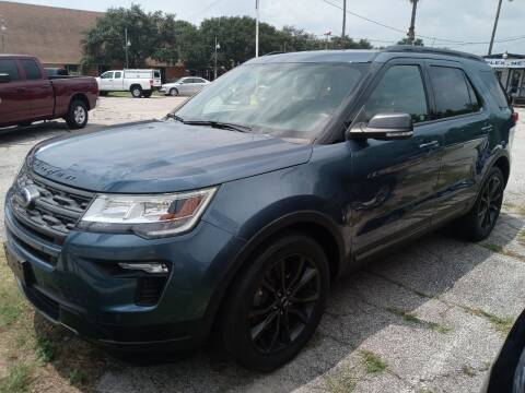 2019 Ford Explorer for sale at RICKY'S AUTOPLEX in San Antonio TX