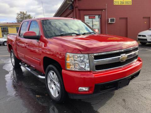 2008 Chevrolet Silverado 1500 for sale at Active Auto Sales in Hatboro PA