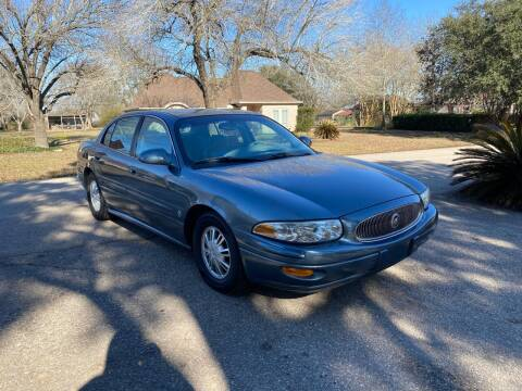2002 Buick LeSabre for sale at CARWIN MOTORS in Katy TX