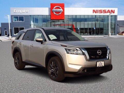 2022 Nissan Pathfinder for sale at EMPIRE LAKEWOOD NISSAN in Lakewood CO