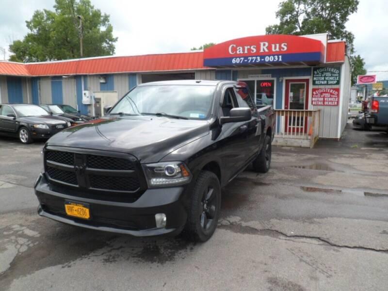 2014 Dodge Ram Pickup 1500 for sale at Cars R Us in Binghamton NY