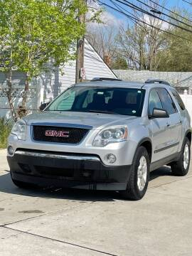 2009 GMC Acadia for sale at Suburban Auto Sales LLC in Madison Heights MI