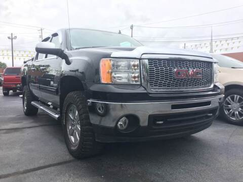 2011 GMC Sierra 1500 for sale at Auto Exchange in The Plains OH