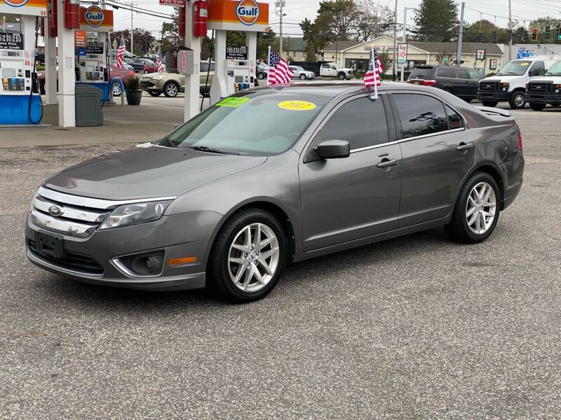 2012 Ford Fusion for sale at 1020 Route 109 Auto Sales in Lindenhurst NY