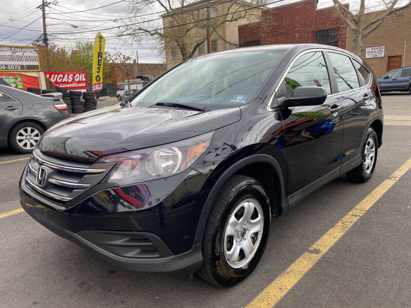 2014 Honda CR-V for sale at DEALS ON WHEELS in Newark NJ