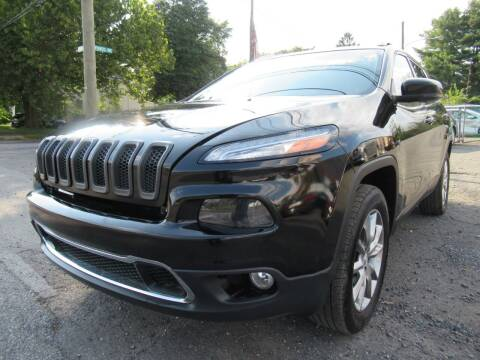 2018 Jeep Cherokee for sale at PRESTIGE IMPORT AUTO SALES in Morrisville PA