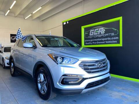 2017 Hyundai Santa Fe Sport for sale at GCR MOTORSPORTS in Hollywood FL