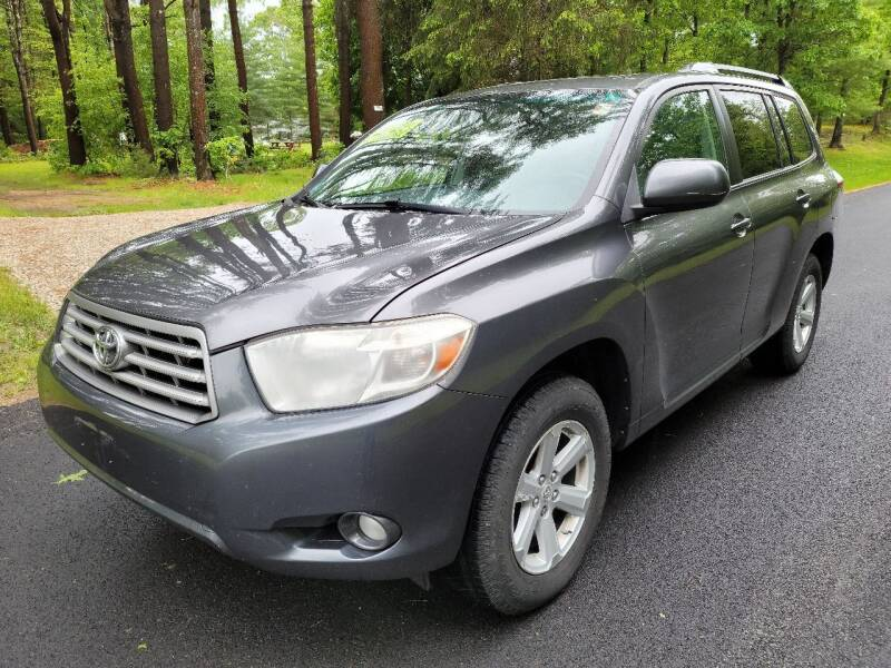 2010 Toyota Highlander for sale at Showcase Auto & Truck in Swansea MA