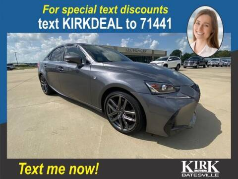 2018 Lexus IS 300 for sale at Kirk Brothers Batesville in Batesville MS
