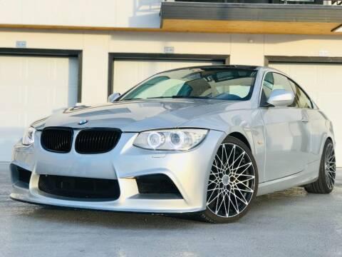 2013 BMW 3 Series for sale at Avanesyan Motors in Orem UT