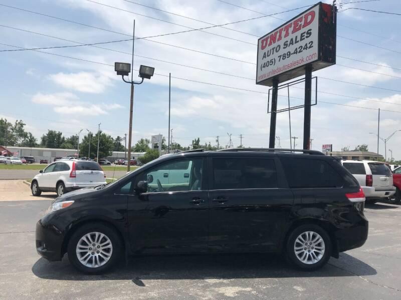 2014 Toyota Sienna for sale in Oklahoma City, OK
