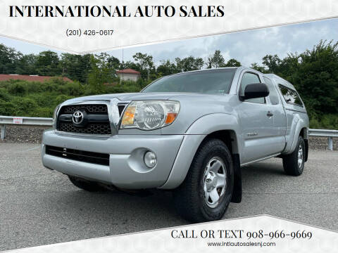 2011 Toyota Tacoma for sale at International Auto Sales in Hasbrouck Heights NJ