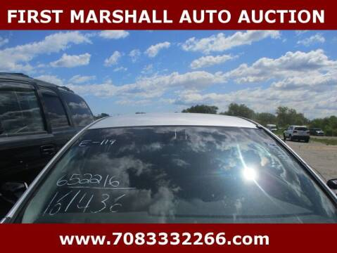 2011 Nissan Altima for sale at First Marshall Auto Auction in Harvey IL