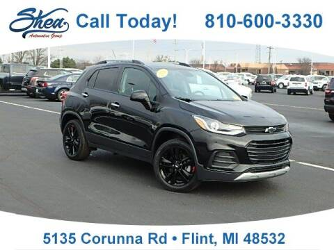 2019 Chevrolet Trax for sale at Jamie Sells Cars 810 - Linden Location in Flint MI