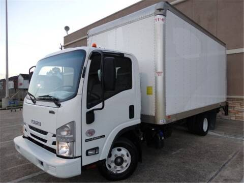 2020 Isuzu NPR-HD for sale at Abe Motors in Houston TX