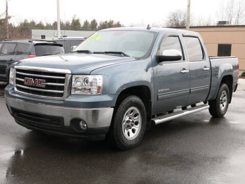 2012 GMC Sierra 1500 for sale at United Auto Service in Leominster MA