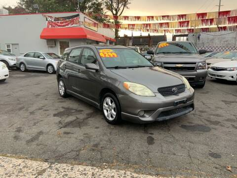 2006 Toyota Matrix for sale at Metro Auto Exchange 2 in Linden NJ