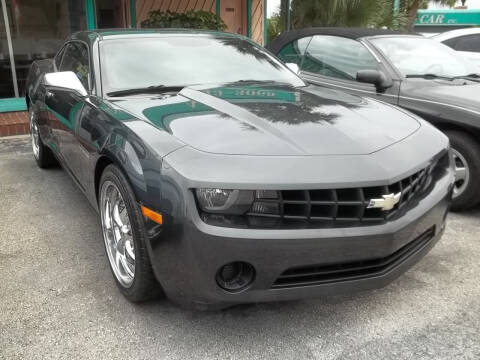 2012 Chevrolet Camaro for sale at PJ's Auto World Inc in Clearwater FL