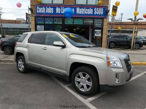 2014 GMC Terrain for sale at West Oak in Chicago IL
