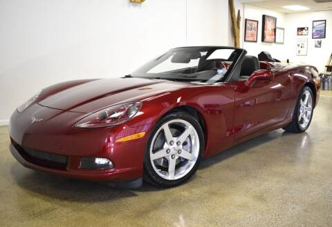 2006 Chevrolet Corvette for sale at Thoroughbred Motors in Wellington FL