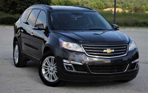 2015 Chevrolet Traverse for sale at Big O Auto LLC in Omaha NE