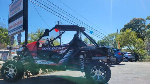 2016 Arctic Car Wild Cat for sale at Harborcreek Auto Gallery in Harborcreek PA