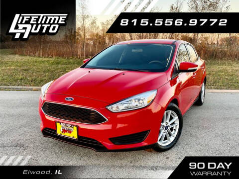 2015 Ford Focus for sale at Lifetime Auto in Elwood IL