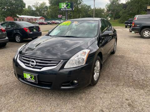 2012 Nissan Altima for sale at BK2 Auto Sales in Beloit WI