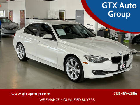 2015 BMW 3 Series for sale at GTX Auto Group in West Chester OH