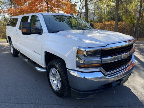 2017 Chevrolet Silverado 1500 for sale at PM Auto Group LLC in Chantilly VA