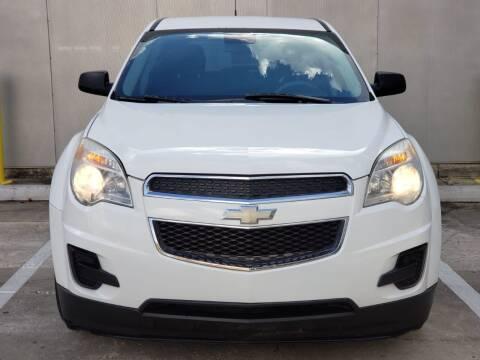 2012 Chevrolet Equinox for sale at Delta Auto Alliance in Houston TX