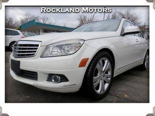 2008 Mercedes-Benz C-Class for sale at Rockland Automall - Rockland Motors in West Nyack NY