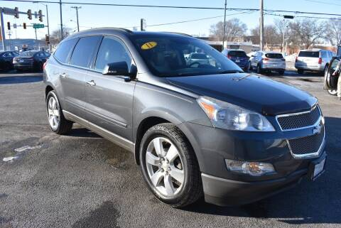 2011 Chevrolet Traverse for sale at World Class Motors in Rockford IL