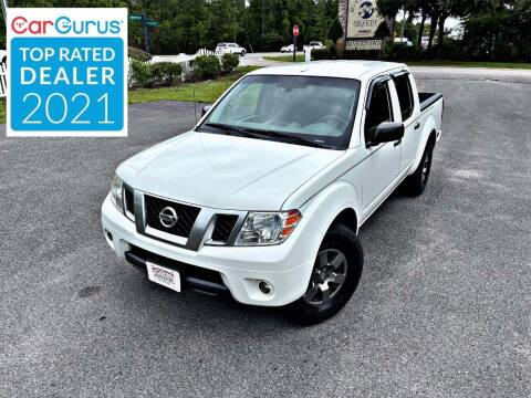 2013 Nissan Frontier for sale at Brothers Auto Sales of Conway in Conway SC