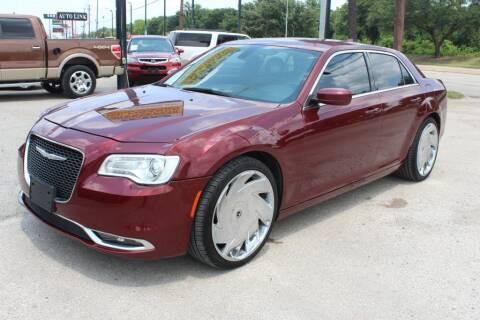 2016 Chrysler 300 for sale at Flash Auto Sales in Garland TX