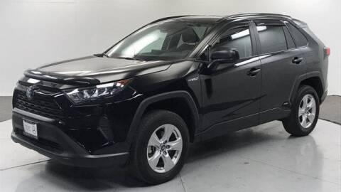 2020 Toyota RAV4 Hybrid for sale at Stephen Wade Pre-Owned Supercenter in Saint George UT