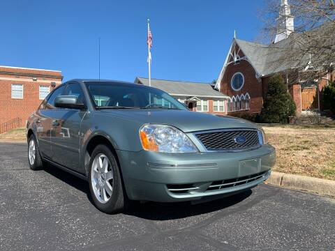 2005 Ford Five Hundred for sale at Automax of Eden in Eden NC