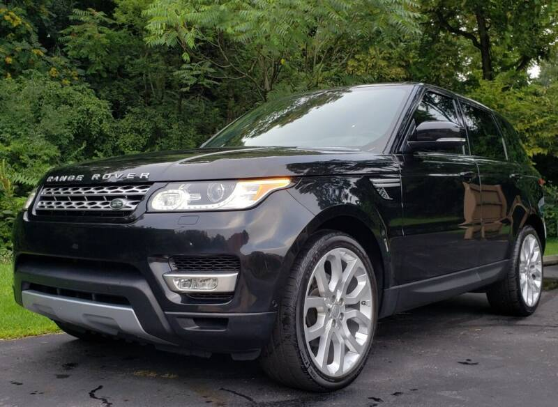 2015 Land Rover Range Rover Sport for sale at The Motor Collection in Columbus OH
