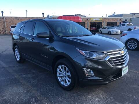 2019 Chevrolet Equinox for sale at Carney Auto Sales in Austin MN