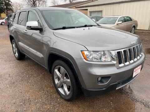 2011 Jeep Grand Cherokee for sale at Truck City Inc in Des Moines IA