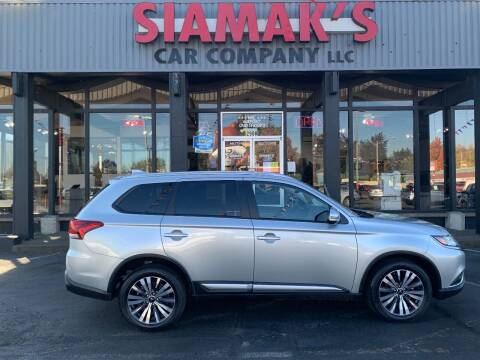 2020 Mitsubishi Outlander for sale at Siamak's Car Company llc in Salem OR