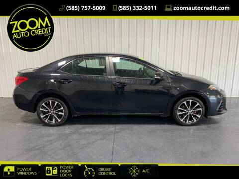 2018 Toyota Corolla for sale at ZoomAutoCredit.com in Elba NY