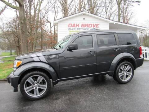 2011 Dodge Nitro for sale at Oak Grove Auto Sales in Kings Mountain NC