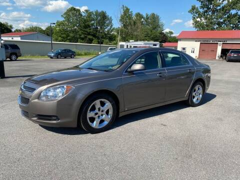 2010 Chevrolet Malibu for sale at Alexandria Auto Mart LLC in Alexandria PA