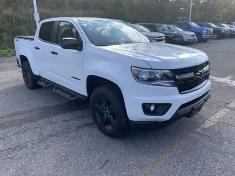 2018 Chevrolet Colorado for sale at Ganley Chevy of Aurora in Aurora OH