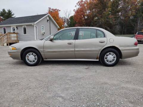 2002 Buick LeSabre for sale at Hilltop Auto in Prescott MI
